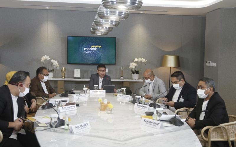 Paparan Kinerja Semester I/2020 Bank Syariah Mandiri - dokumen perusahaan