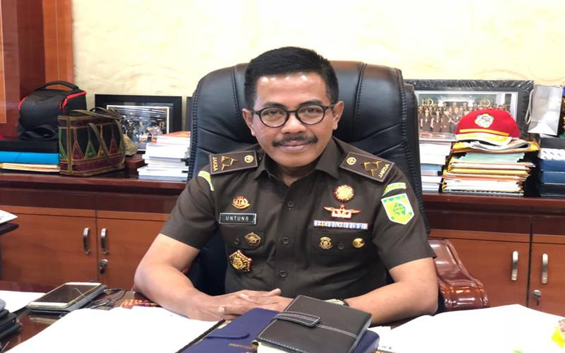 Wakil Jaksa Agung Setia Untung Arimulai. - Istimewa