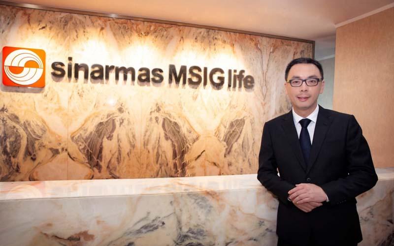 LIFE Wianto Chen Ditunjuk Jadi Presiden Direktur Sinarmas MSIG Life - Finansial Bisnis.com
