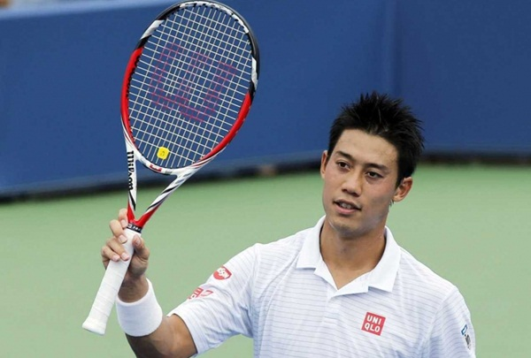 Kei Nishikori - sports.ndtv.com