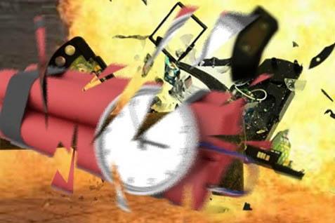 Ilustrasi: bom bunuh diri