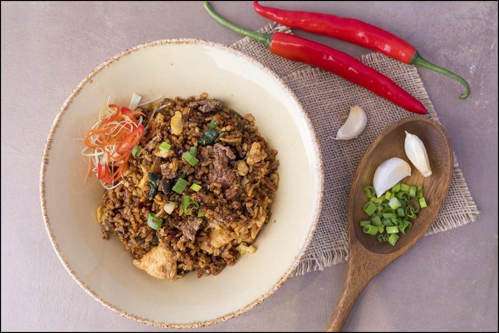 Makanan asia semakin banyak disukai oleh masyarakat. - istimewa
