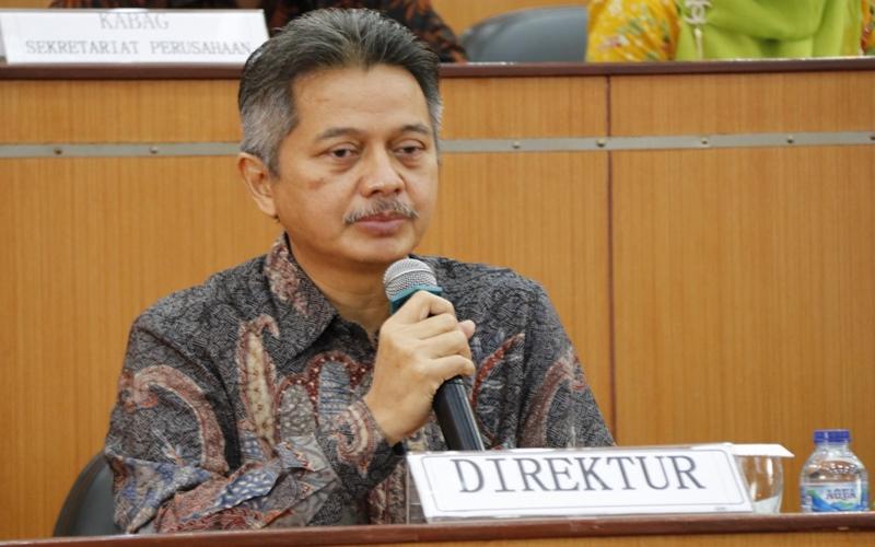 Direktur PTPN IV Sucipto Prayitno