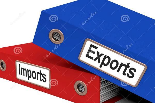 Ilustrasi ekspor dan impor - Istimewa