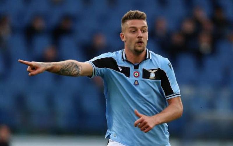 Gelandang Lazio, Sergej Milinkovic-Savic - 90 min