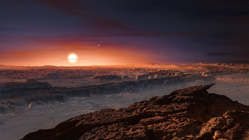 Proxima B - NASA