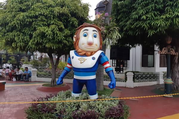 Taman hiburan Dunia Fantasi (Dufan) bakal menghadirkan wahana terbaru yang bernama Dunia Kartun pada pertengahan tahun ini. JIBI/Bisnis - Syaiful Milah