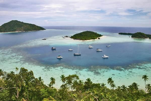 Pulau Anambas - Istimewa