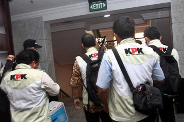 Ilustrasi: Penyidik KPK - Antara