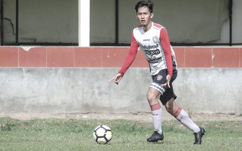 Hanis Saghara Putra - BaliUtd.com