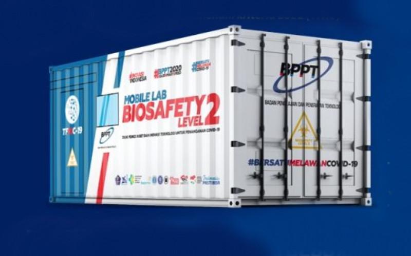Mobil Lab BSL-2.  - BPPT