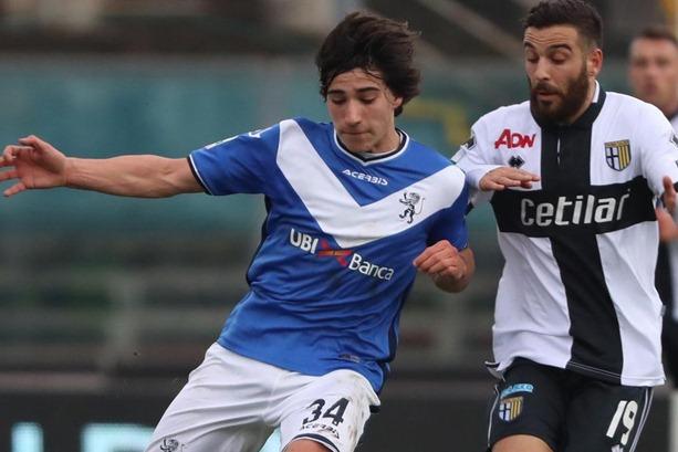 Sandro Tonali (kiri) - Nerazzurri Ale