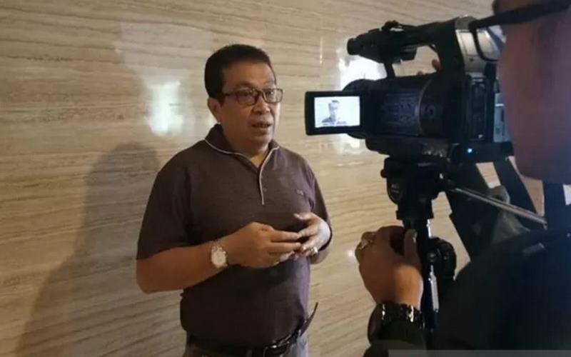 Juru Bicara Gugus Tugas Percepatan Penanganan Covis-19  Sumbar Jasman Rizal. - Antara