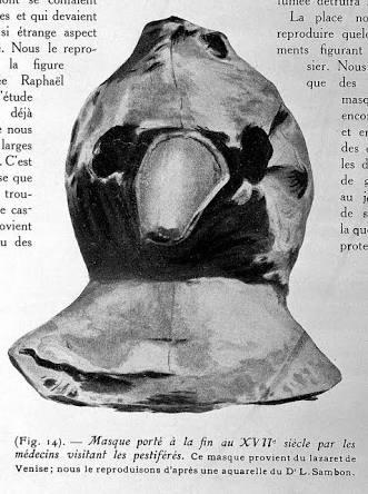 Masker abad 17