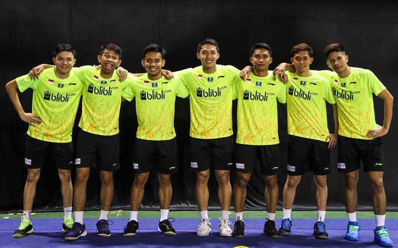 Tim Rajawali - Badminton Indonesia