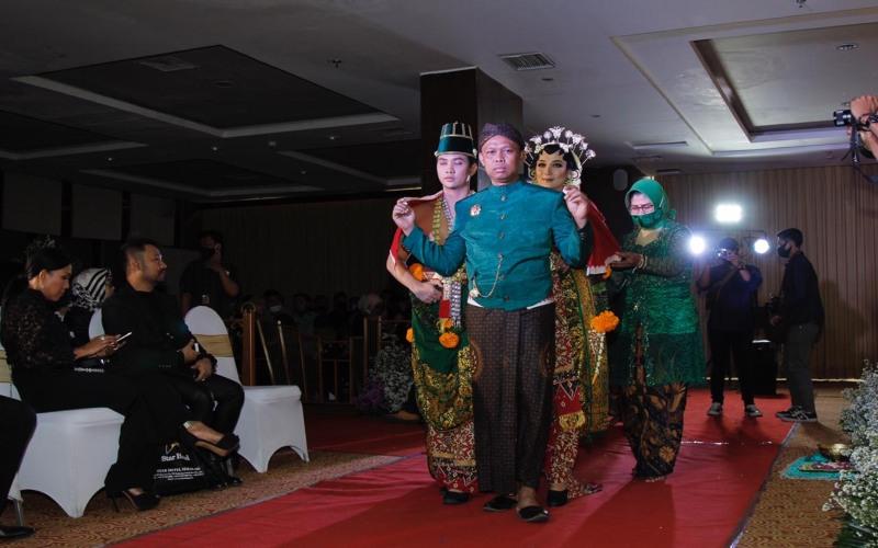 Star Hotel Semarang menawarkan paket penyelenggaraan akad nikah dengan harga promo mulai Rp6,8 juta rupiah. (Foto: Istimewa)