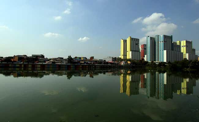 Apartemen di Jakarta./Bisnis - Arief Hermawan P.