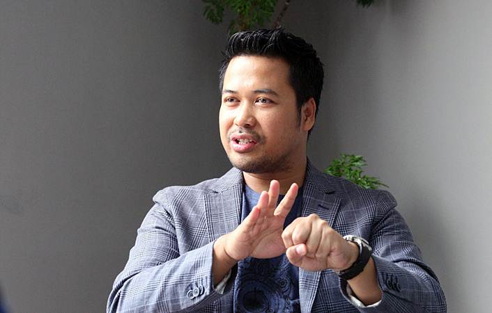 Chief Executive Officer Jouska Aakar Abyasa Fidzuno. - Bisnis/Dedi Gunawan