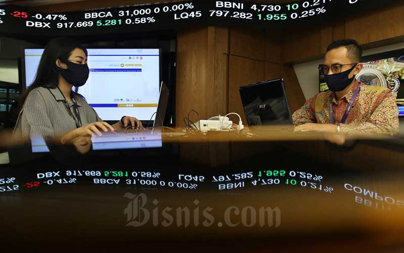 BOGA Crossing Rp974,8 Miliar di BOGA, Ada Apa? - Market Bisnis.com