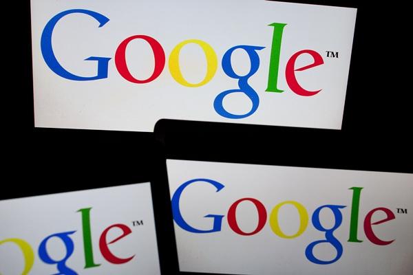 Logo Google. - Bloomberg/Andrew Harrer