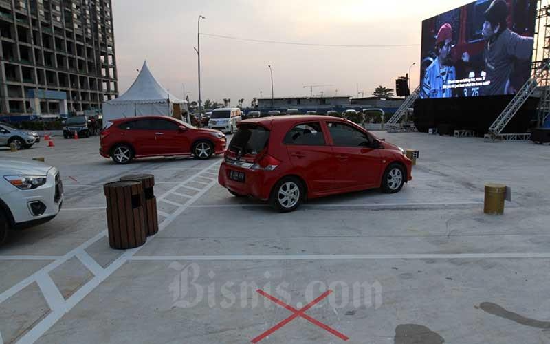 Drive in cinema - Bisnis