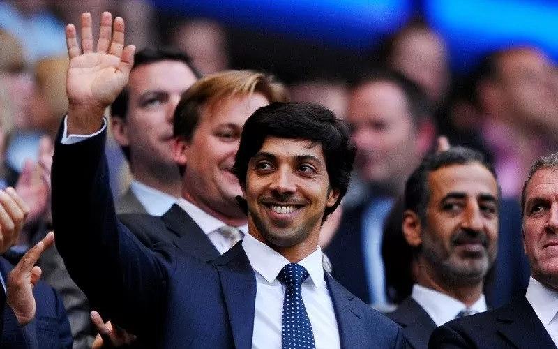 Sheikh Mansour bin Zayed Al Nahyan, pemilik Manchester City - Antara