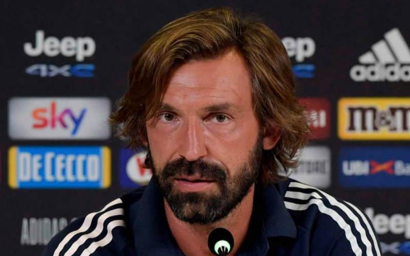 Pelatih Juventus, Andrea Pirlo - Instagram Juventus
