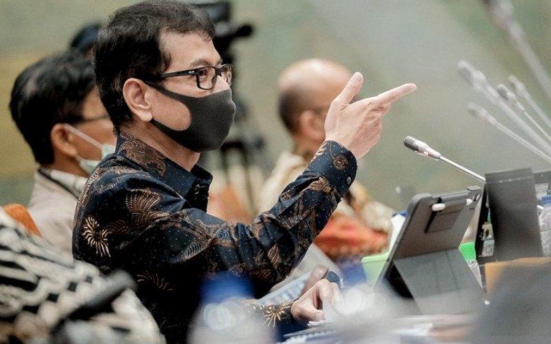 Menteri Pariwisata dan Ekonomi Kreatif/Kepala Badan Pariwisata dan Ekonomi Kreatif, Wishnutama Kusubandio. -  (Birkom Kemenparekraf)
