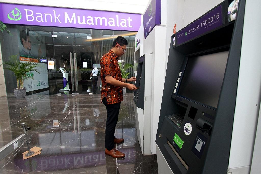 Kegiatan perbankan di Bank Muamalat