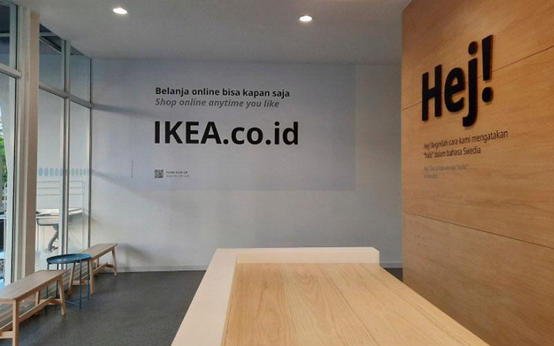 KEA secara resmi mulai mengoperasikan IKEA Pick Up Point Jakarta Garden City. - Istimewa