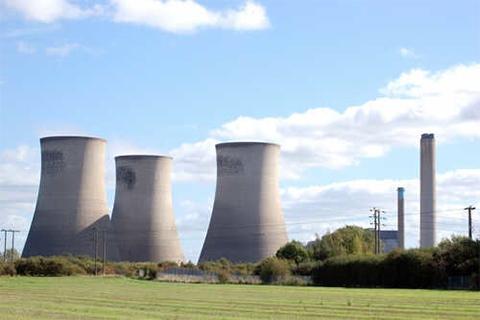 Ilustrasi reaktor nuklir - JIBI Photo.