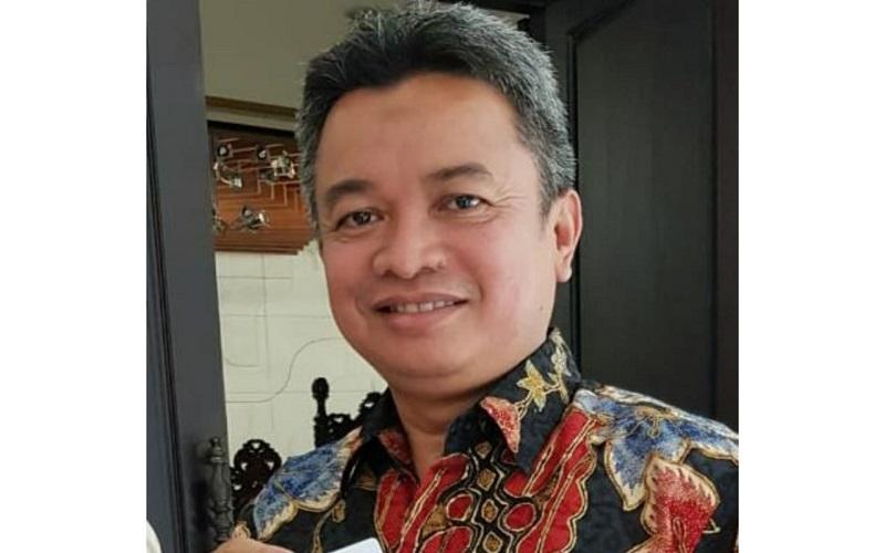 Ketua Asosiasi Pengembang Perumahan dan Permukiman (Apersi) Sulsel Yasser latif - Istimewa