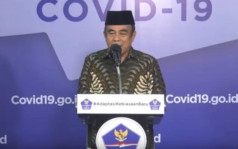 Menteri Agama Fachrul Razi/JIBI - Bisnis/Nancy Junita