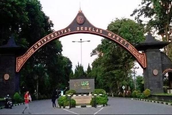 Universitas Sebelas Maret - Istimewa