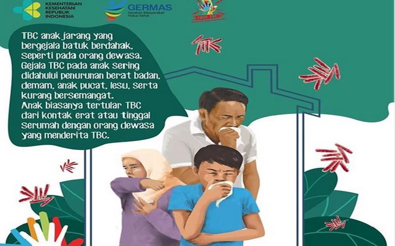 TBC adalah penyakit menular yang bisa menyerang siapa saja, tua, muda maupun anak-anak. JIBI - Bisnis/Nancy Junita