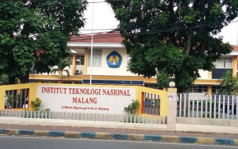 Kampus ITN Malang. Foto: Google Maps