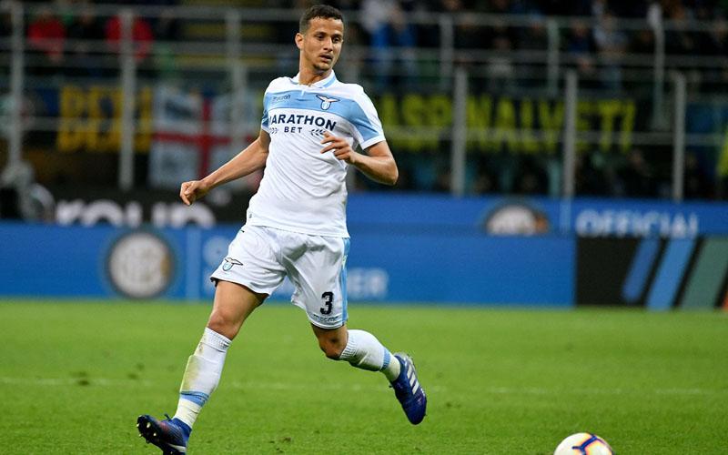 Bek Lazio Luiz Felipe - Daily Mail