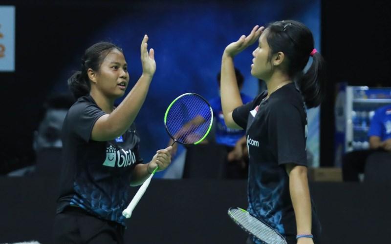 Lanny Tria Mayasari-Jesita Putri Miantoro - Badminton Indonesia
