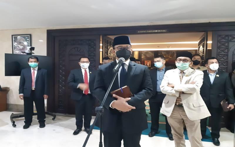 Psbb Jakarta Kembali Diperketat Wfh Mulai Senin
