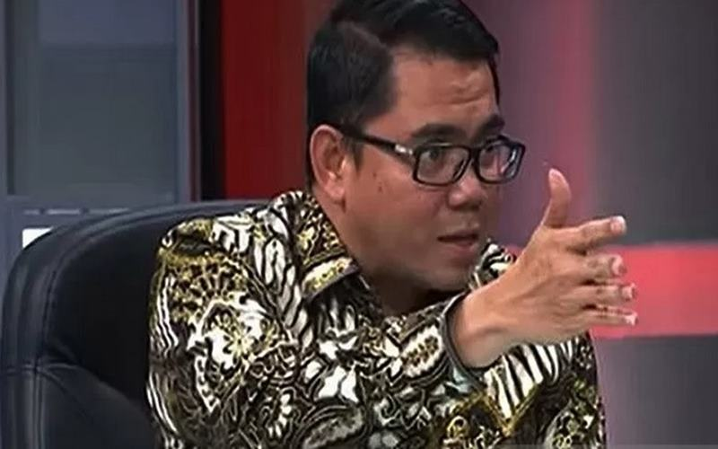 Anggota Komisi III DPR RI Arteria Dahlan. - Antara