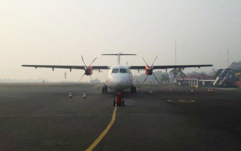 Bandara Iskandar Pangkalan Bun.