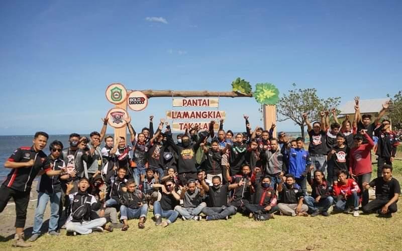 Pantai Lamangkia Takalar - Istimewa