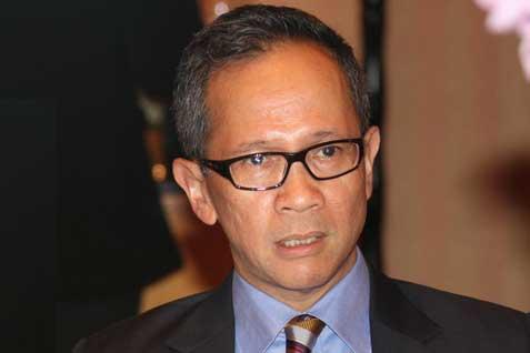 Wakil Menteri Luar Negeri Mahendra Siregar. - Bisnis