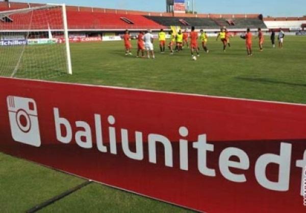 Pemain Bali United sedang berlatih - Antara