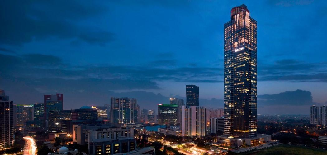 Gama Tower di Kuningan, Jakarta. - Dok. Westin Hotel