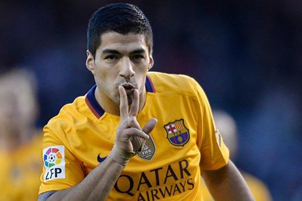 Luis Suarez - The Guardian
