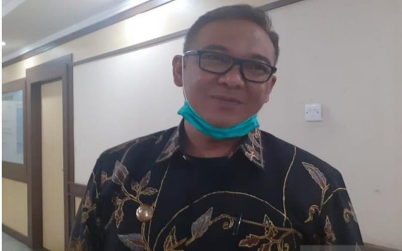 Wakil Bupati Bogor Iwan Setiawan. - Antara