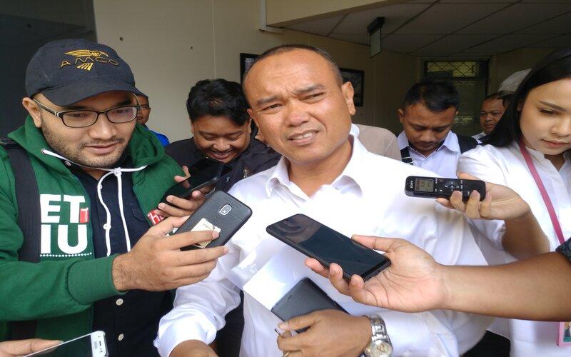 Anggota Bidang Pengusahaan Badan Pengusahaan (BP) Batam, Syahril Japarin. - Bisnis/Bobi Bani.