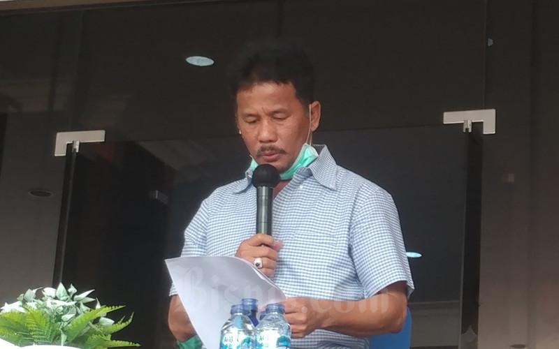 Wali Kota Batam Muhammad Rudi. - Bisnis/Bobi Bani