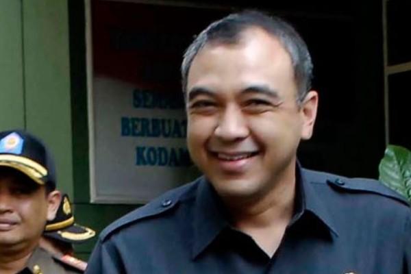 Bupati Tangerang Ahmed Zaki Iskandar - Antara